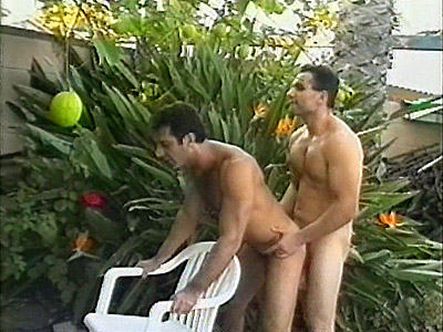 Another hot cub got nailed as he hooks up with a horny gay bear. Brett Williams and Giorgio are hot gay men with insatiable appetite for cock pleasuring. Here these guys helped each other get off by sucking dicks and cramming them into their rear.video